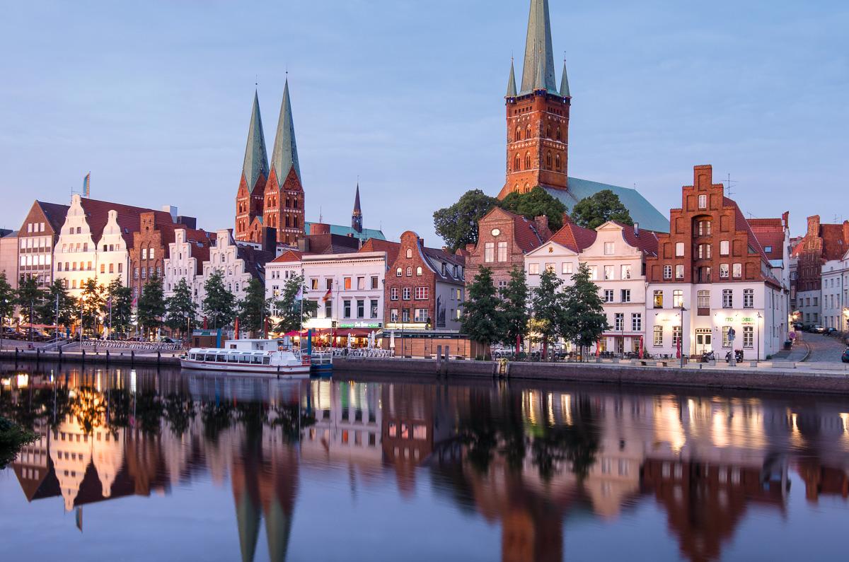 Lübeck Altstadt